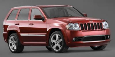 2006 Jeep Grand Cherokee SRT-8 (Red)