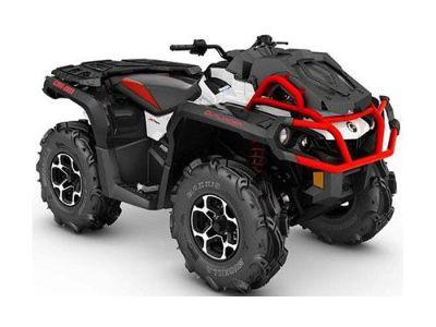 2017 Can-Am Outlander X mr 650 Utility ATVs Hobe Sound, FL