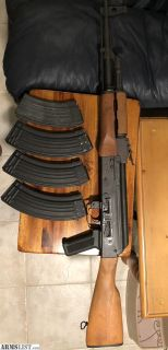 For Sale: Century WASR 10 AK 47