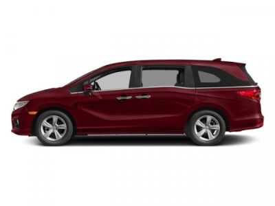 2018 Honda Odyssey EX (Deep Scarlet Pearl)