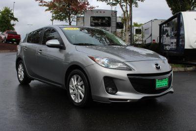 2013 Mazda Mazda3 i Grand Touring (Gray)