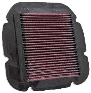 Purchase 1 New K&N Air Filter SU-1002 SUZUKI DL650 / DL1000 V-STROM 02-09 motorcycle in Garden Grove, California, US, for US $42.47