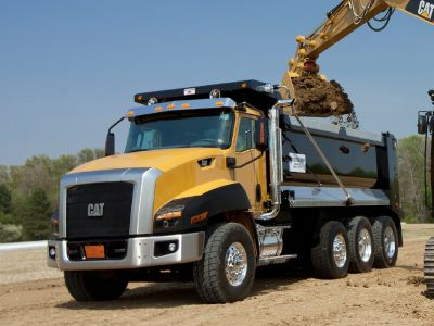 Dump truck funding - Bad credit OK
