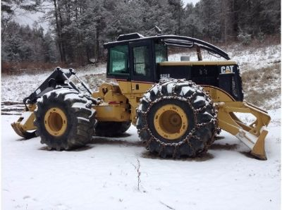 2002 Caterpillar 525B Wheel/Log Skidder