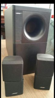 Bose Accoustimass 5 Speakers