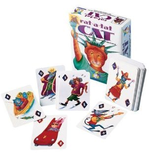 Rat a tat Cat game Like New!! Family fun! Kids love it!