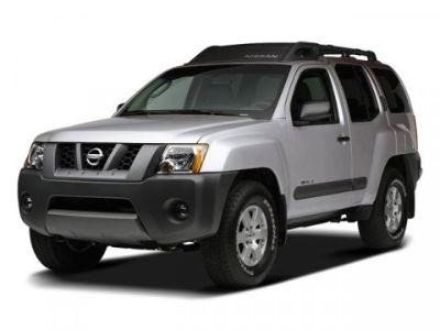 2009 Nissan Xterra S (Super Black)