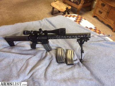 For Sale/Trade: AR-15 Custom