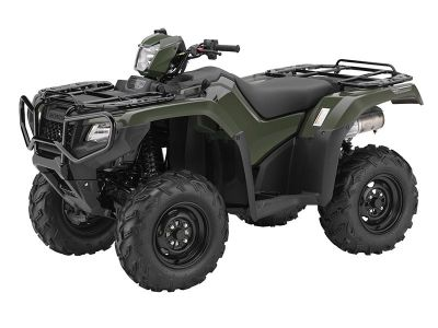 2017 Honda FourTrax Foreman Rubicon 4x4 DCT Utility ATVs Johnson City, TN