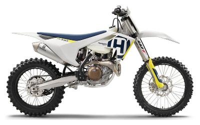 2019 Husqvarna FX 450 Competition/Off Road Motorcycles Berkeley, CA