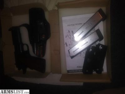 For Sale/Trade: Ati commander 1911
