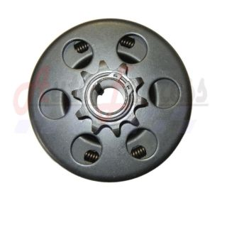 "Sell GO KART CLUTCH 5/8"" BORE #40/41 CHAIN 10T MINI BIKE CENTRIFUGAl TORQUE CONVERTER motorcycle in Lapeer, Michigan, US, for US $26.95"