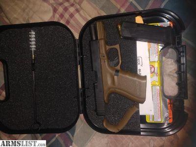 For Sale: Glock23 Gen4 FDE