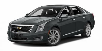 2016 Cadillac XTS Platinum Collection (Black Raven)