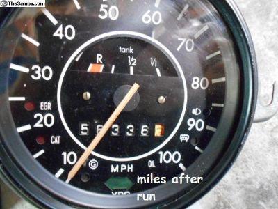 Speedometer 2/75 113957023Q Cali?