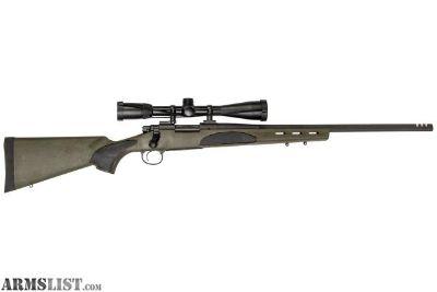 For Sale: Remington 700 VTR .223 + Nikon Prostaff 3