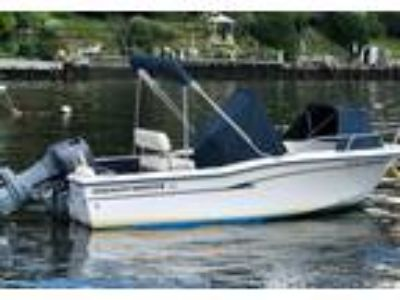 2002 Grady-White Fisherman-180-Sportsman-CC Power Boat in Northport, NY