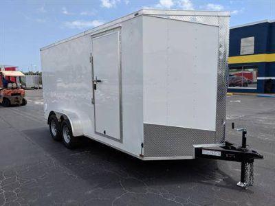 2019 Lark VT7X14TA Extra Tall Cargo Trailers Fort Pierce, FL