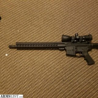 For Sale: Anderson 300 blk upper
