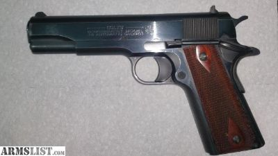 For Sale: Colt 45 1991 A1 1911