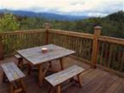 Stargazer Luxury Log Cabin Theater Room 3 game tables Awesome Views - Cabin