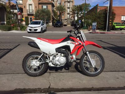 2018 Honda CRF110F Competition/Off Road Motorcycles Marina Del Rey, CA
