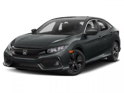 2019 Honda CIVIC HATCHBACK EX (Crystal Black Pearl)