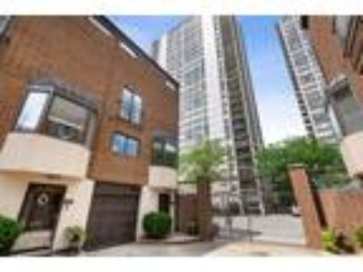 Chicago Three BR One BA, 1346 North Sutton Place , IL Listing Price: