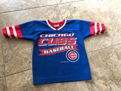Size 4 cubs jersey