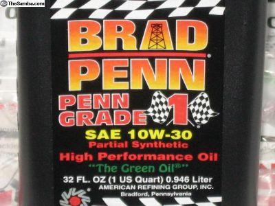 Brad Penn 10W-30 oil