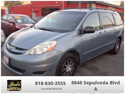 Used 2006 Toyota Sienna for sale