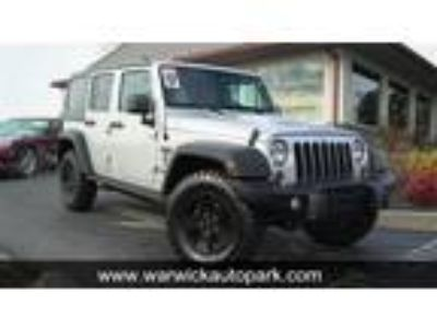 Used 2012 JEEP WRANGLER UNLIMITED For Sale
