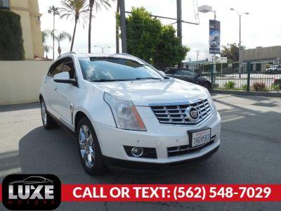 2014 Cadillac SRX Premium Collection (white)