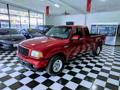 Used 2008 Ford Ranger Super Cab for sale