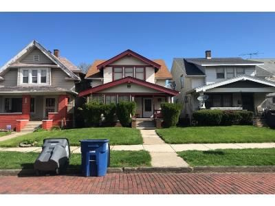 3 Bed 1 Bath Preforeclosure Property in Toledo, OH 43607 - Woodland Ave