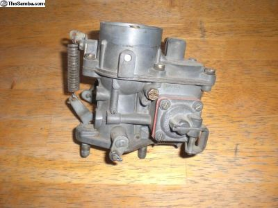 30 PIC Brosol Manual Choke Carburetor
