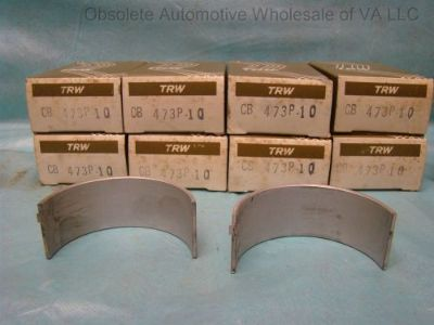 Find International Truck IHC 401 478 549 ACO Series 2000 Rod Bearing Set 010 motorcycle in Vinton, Virginia, United States, for US $55.00