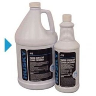 husky foaming disenfectant cleaner concentrate