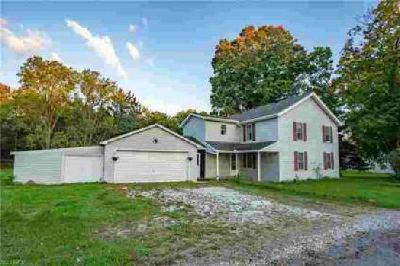 6390 Rock Spring Rd Ravenna, Move-in Condition Century Home.