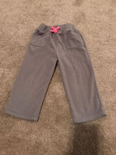 2t fleece pants