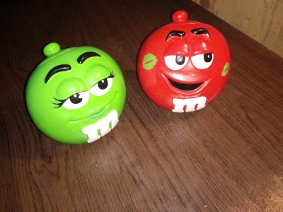 Set of 2 Cookie Jars