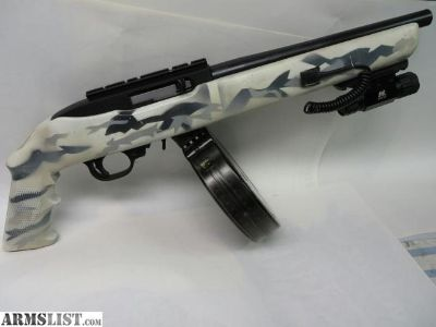 For Sale: ####Custom Ruger Charger 3 guns in one ####