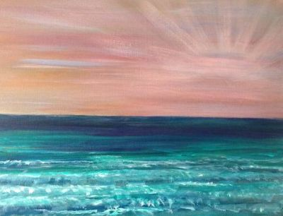 New paintings by Local Victoria Artist
