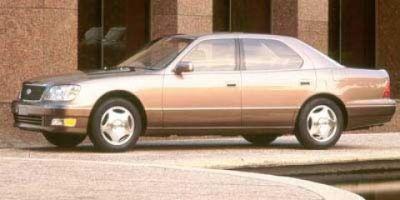 1998 Lexus LS 400 Base (GOLD)