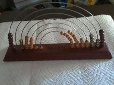 Desk Abacus