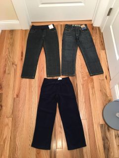 Gymboree Pants Lot. 1 Pair Fleece. Size 5/5t. Brand New with Tags.
