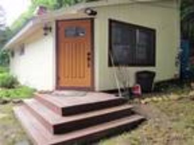 Real Estate Rental - 0 BR, One BA Cottage