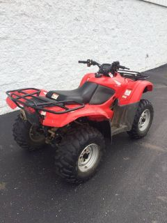 2009 Honda FourTrax Rancher AT Power Steering Utility ATVs Troy, OH