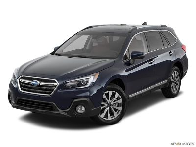 2018 Subaru Outback Touring (Dark Blue Pearl)