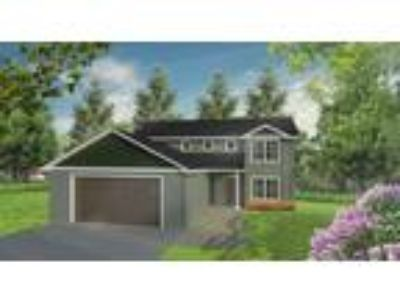 The Johnson Two-Story Garage Left by Windsong Custom Homes: Plan to be Built